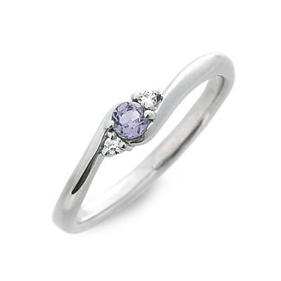 Juliet Colors ジュリエットカラーズ シルバー リング 指輪 タンザナイト ホワイト 彼女 レディース 母の日 2020