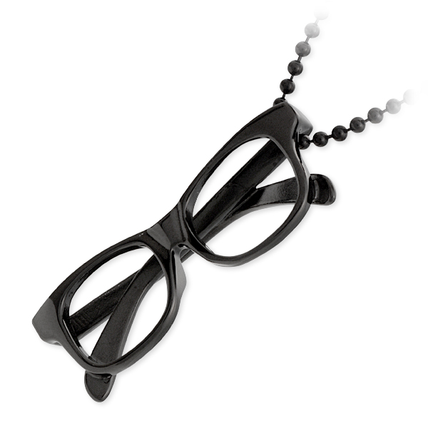 HOLLOOW ホロー シルバー ネックレス ブラック 彼氏 メンズ 人気 ブランド