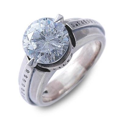 送料無料メンズ リングケンブラッド KENBLOOD メンズ シルバー リング 指輪 キュービック 人気誕生日プレゼント ブランド