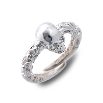 K-SMITH ケイスミス シルバー リング 指輪 ホワイト 20代 30代 彼氏 メンズ 人気 ブランド