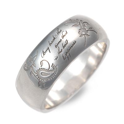 KENBLOOD ケンブラッド シルバー リング 指輪 ホワイト 20代 30代 人気 ブランド 楽ギフ_包装 smtb-m