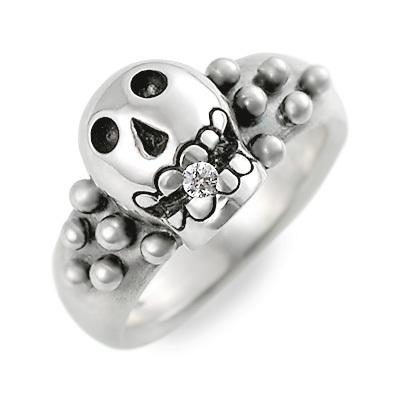 ましらかしら シルバー リング 指輪 キュービック ホワイト 20代 30代 彼女 レディース 母の日 花以外