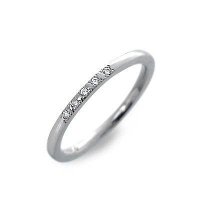 LA PUREZZA ラ・プレッツァ プラチナ リング 指輪 ダイヤモンド ホワイト 20代 30代 彼女 レディース 母の日 2020