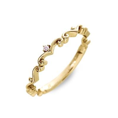 LA PUREZZA ラ・プレッツァ リング 指輪 ダイヤモンド イエロー 20代 30代 彼女 レディース 母の日 2020