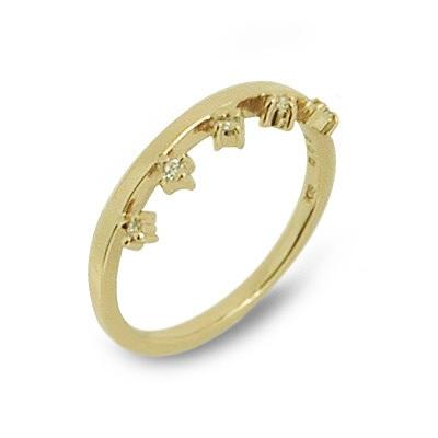 LA PUREZZA ラ・プレッツァ ゴールド リング 指輪 イエロー 20代 30代 彼女 レディース 母の日 花以外