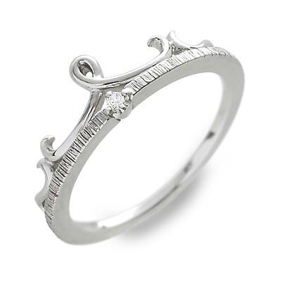 LA PUREZZA ラ・プレッツァ ホワイトゴールド リング 指輪 ダイヤモンド ホワイト 彼女 レディース