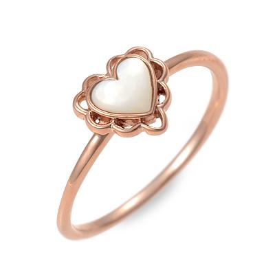 LOVERS&RING ラバーズアンドリング ピンクゴールド リング 指輪 ピンク 彼女 レディースクリスマス 12月