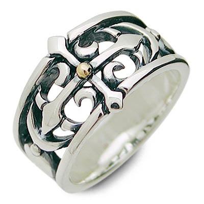 M's collection エムズコレクション シルバー リング 指輪 ホワイト 人気 ブランド 楽ギフ_包装 smtb-mクリスマス 12月