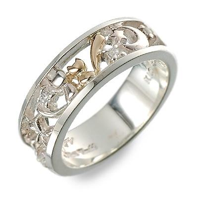 未来天使 シルバー リング 指輪 キュービック ホワイト 20代 30代 彼女 レディース 母の日 花以外