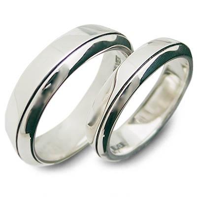 ペアリング 送料無料 M's collection シルバー 婚約指輪 結婚指輪 エンゲージリング 彼女 彼氏 レディース メンズ カップル ペア 誕生日プレゼント 記念日 ギフトラッピング エムズコレクション ブランド 母の日 2020