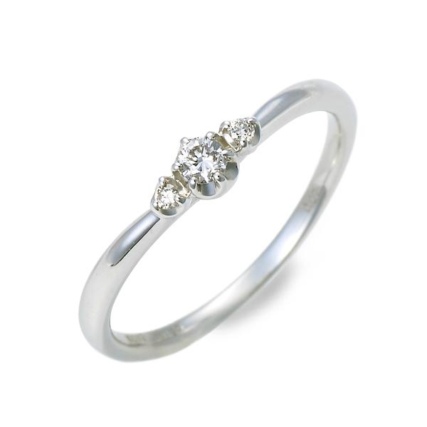 WISP ホワイトゴールド リング 指輪 婚約指輪 結婚指輪 エンゲージリング ダイヤモンド 20代 30代 彼女 レディース 女性 誕生日プレゼント 記念日 ギフトラッピング あす楽 ウィスプ 送料無料 母の日