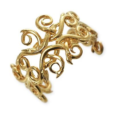 optoo オプトー シルバー リング 指輪 イエロー 20代 30代 彼氏 メンズ 人気 ブランド