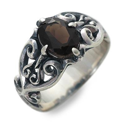 Magische Vissen マジェスフィッセン シルバー リング 指輪 クォーツ ホワイト 20代 30代 彼女 レディース 母の日
