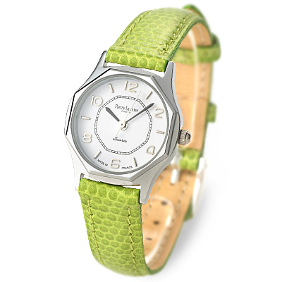 【安心の正規品】 Pierre Lannier ピエール・ラニエ 時計 グリーン 彼女 レディース 人気 ブランド