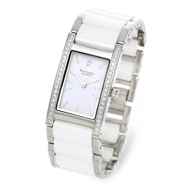 【安心の正規品】 Pierre Lannier ピエール・ラニエ 時計 ホワイト 彼女 レディース 人気 ブランド