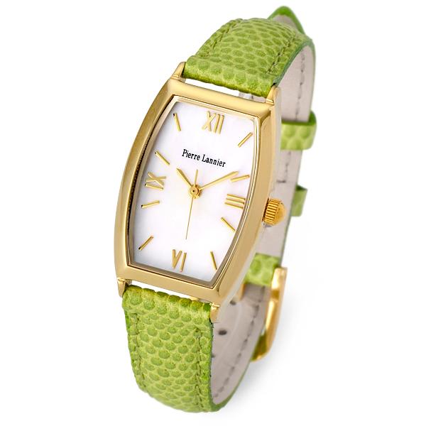 送料無料 Pierre Lannier ゴールド 時計 20代 30代 彼女 レディース 女性 誕生日プレゼント 記念日 ギフトラッピング ピエール・ラニエ