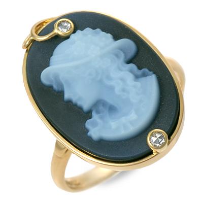 Victorina Victorina リング 指輪 ブルー 20代 30代 彼女 レディース 人気 ブランド 母の日 花以外