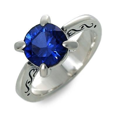 M's collection エムズコレクション シルバー リング 指輪 ブルー 彼女 レディース 母の日 2020
