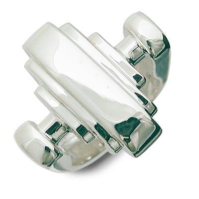 SPACE LAB スペースラボ シルバー リング 指輪 ホワイト 20代 30代 人気 ブランド 楽ギフ_包装 smtb-m