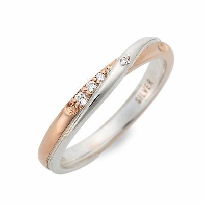 送料無料 THE KISS シルバー リング 指輪 婚約指輪 結婚指輪 エンゲージリング ダイヤモンド 20代 30代 彼女 レディース 女性 誕生日プレゼント 記念日 ギフトラッピング ザキッス ザキス ザ・キッス 母の日 2020