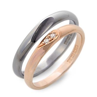 THE KISS シルバー ペアリング 婚約指輪 結婚指輪 エンゲージリング ダイヤモンド 彼女 彼氏 レディース メンズ カップル ペア 誕生日プレゼント 記念日 ギフトラッピング ザキッス ザキス ザ・キッス 送料無料 ブランド 新生活 入学式 就職祝い 入学祝い