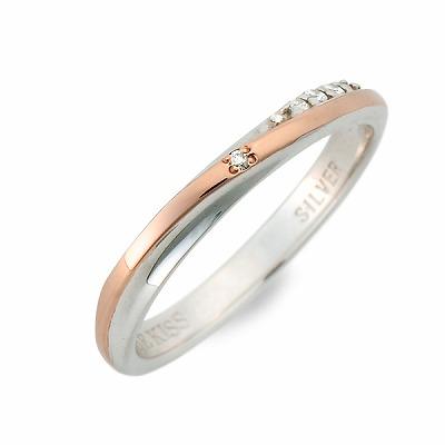 送料無料 THE KISS シルバー リング 指輪 婚約指輪 結婚指輪 エンゲージリング ダイヤモンド 彼女 レディース 女性 誕生日プレゼント 記念日 ギフトラッピング ザキッス ザキス ザ・キッス 母の日 2020