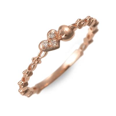 天使の卵 リング 指輪 ダイヤモンド ピンク 彼女 レディース 人気 ブランド 母の日 2020
