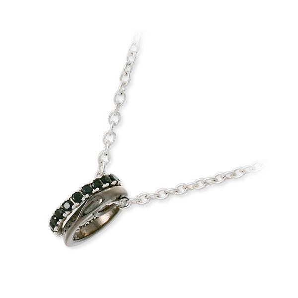 送料無料 white clover シルバー ネックレス 20代 30代 彼氏 メンズ 誕生日プレゼント 記念日 ギフトラッピング ホワイトクローバー