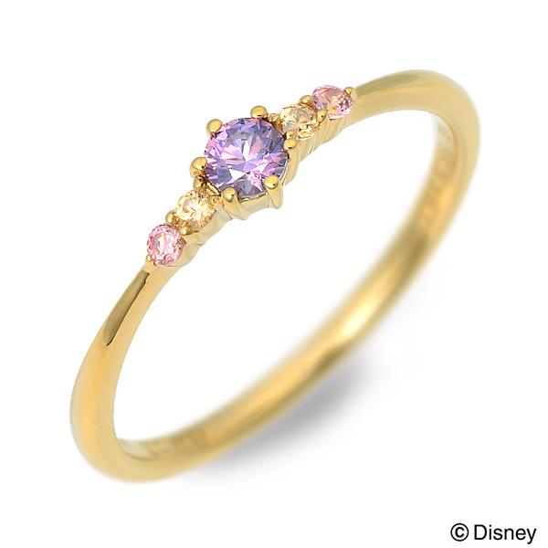 ディズニー Disney THE KISS ザ・キッス シルバー リング 指輪 キュービック 彼女 レディース disney zone 母の日 2020