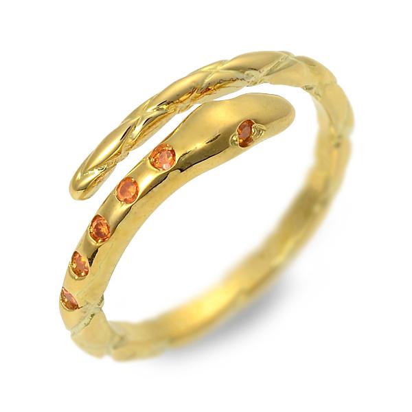 KENBLOOD ケンブラッド シルバー リング 指輪 キュービック イエロー 20代 30代 彼氏 メンズ
