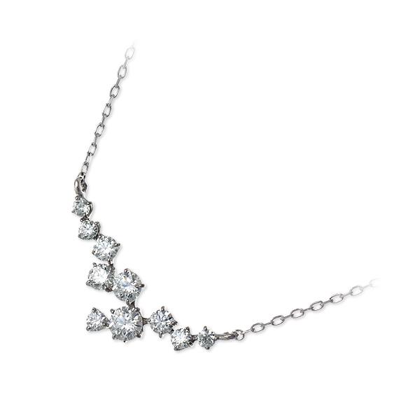 【店内全品ポイント10倍】 TLP950 タイムレスプラチナム ネックレス ダイヤモンド ホワイト 20代 30代 彼女 レディース 母の日