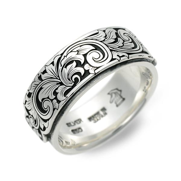 PUERTA DEL SOL プエルタデルソル シルバー リング 指輪 ホワイト 20代 30代 彼氏 メンズ