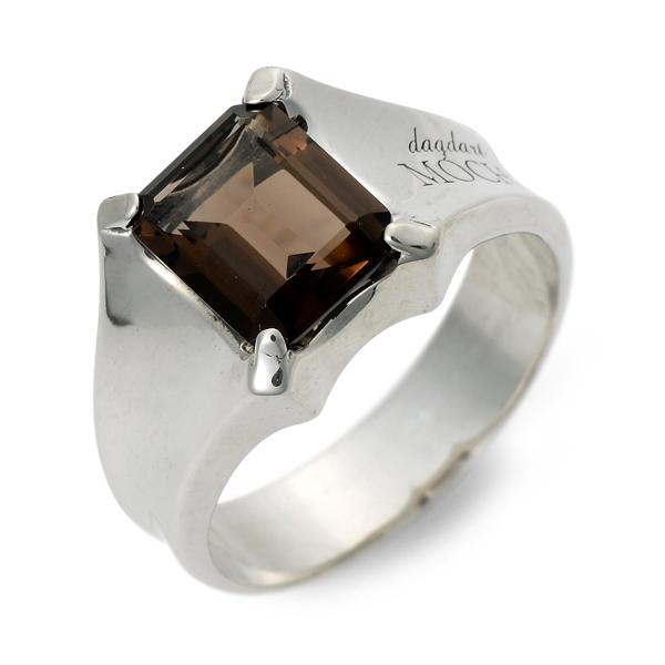 MOCHA モカ シルバー リング 指輪 ホワイト 20代 30代 彼氏 メンズ 人気 ブランド