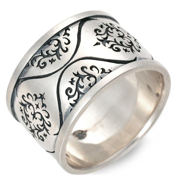 dagdart MOCHA ダグダートモカ シルバー リング 指輪 グレー 20代 30代 彼氏 メンズ