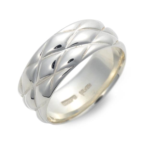 Drops ドロップス シルバー リング 指輪 ホワイト 20代 30代 彼氏 メンズ 人気 ブランド