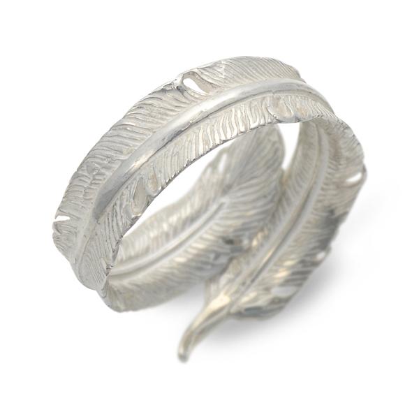 REGALIA レガリア シルバー リング 指輪 ホワイト 20代 30代 彼氏 メンズ 人気 ブランド