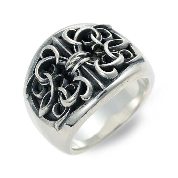 ディールデザイン DEAL DESIGN シルバー リング 指輪 グレー 20代 30代 彼氏 メンズ
