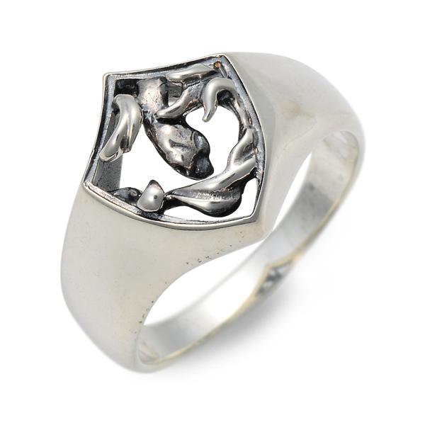 GIGOR ジゴロウ シルバー リング 指輪 ホワイト 彼氏 メンズ 人気 ブランド