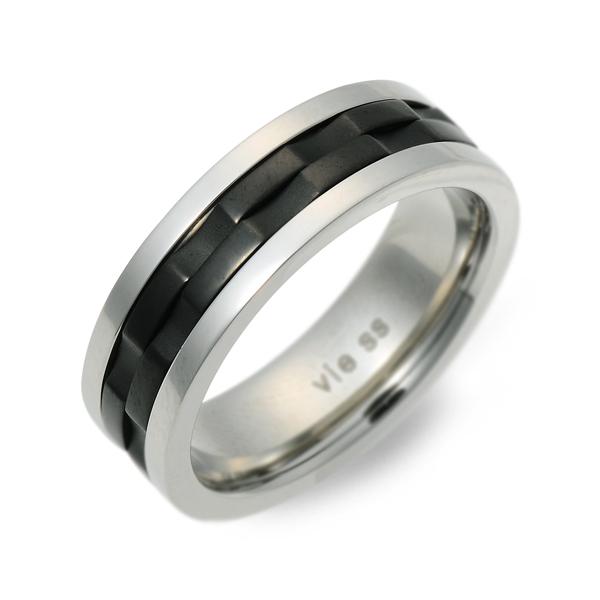 vie ヴィー リング 指輪 ホワイト 20代 30代 彼氏 メンズ 人気 ブランド