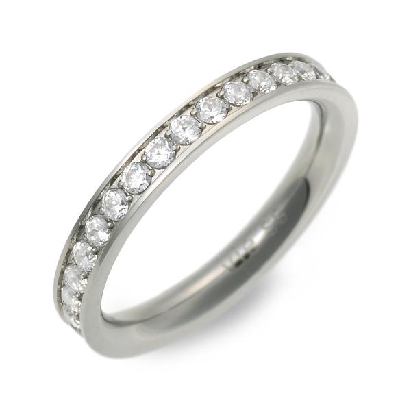 vie ヴィー リング 指輪 キュービック ホワイト 20代 30代 彼女 レディース 人気 ブランド 母の日 花以外