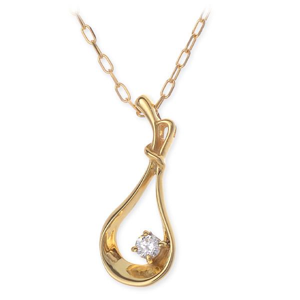 【店内全品ポイント10倍】 Sweet Rose ゴールド ネックレス ダイヤモンド 20代 30代 彼女 レディース 女性 誕生日プレゼント 記念日 ギフトラッピング あす楽 スウィートローズ 送料無料