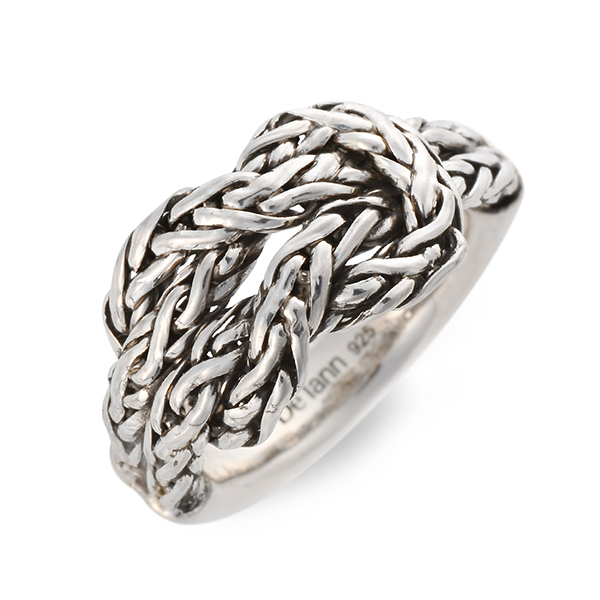 送料無料 De lann シルバー リング 指輪 婚約指輪 結婚指輪 エンゲージリング 20代 30代 彼女 レディース 女性 誕生日プレゼント 記念日 ギフト ラッピング ドゥ・ラン 母の日 花以外