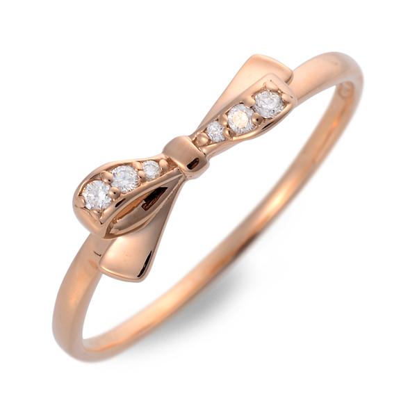 送料無料 VA Vendome Aoyama ピンクゴールド リング 指輪 婚約指輪 結婚指輪 エンゲージリング ダイヤモンド 20代 30代 彼女 レディース 女性 誕生日プレゼント 記念日 ギフト ラッピング ヴイエーヴァンドームアオヤマ 母の日 花以外