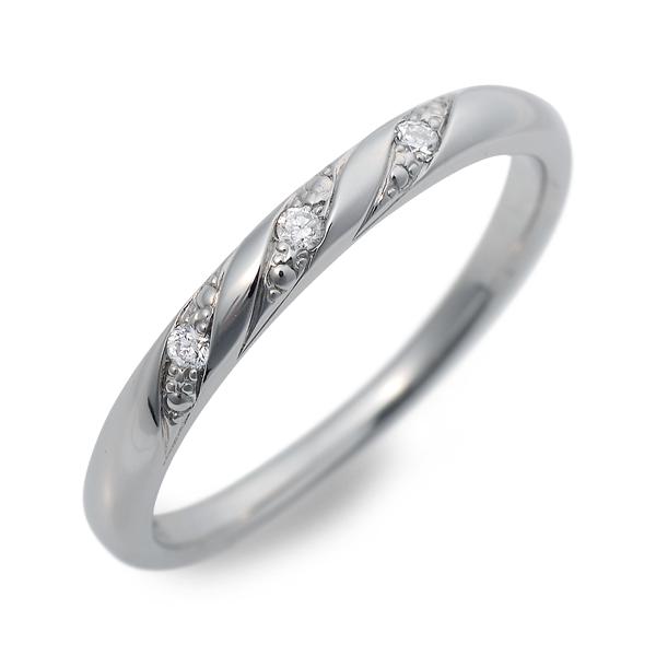 送料無料 WISP プラチナ リング 指輪 婚約指輪 結婚指輪 エンゲージリング ダイヤモンド 20代 30代 彼女 レディース 女性 誕生日プレゼント 記念日 ギフト ラッピング ウィスプ 母の日 花以外