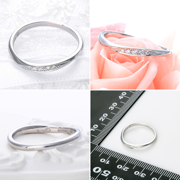 Jwell Hold A Disney Disney Platinum Ring Ring Marriage Ring Wedding