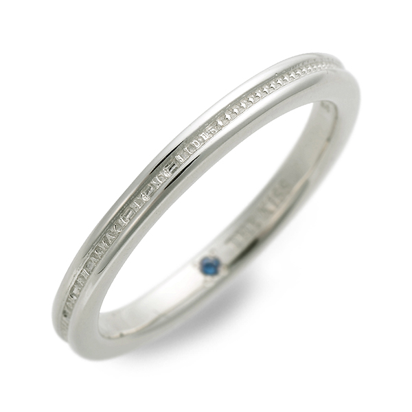 THE KISS シルバー リング 指輪 婚約指輪 結婚指輪 エンゲージリング ダイヤモンド 20代 30代 彼氏 メンズ 誕生日プレゼント 記念日 ギフトラッピング ザキッス ザキス ザ・キッス 送料無料