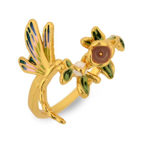 Bill Skinner ゴールド リング 指輪 婚約指輪 結婚指輪 エンゲージリング 20代 30代 彼女 レディース 女性 誕生日プレゼント 記念日 ギフト ラッピング ビルスキナー 送料無料 母の日 花以外