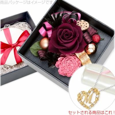 お花ソムリエ ネックレス ダイヤモンド ホワイト 人気 ブランドクリスマス 12月