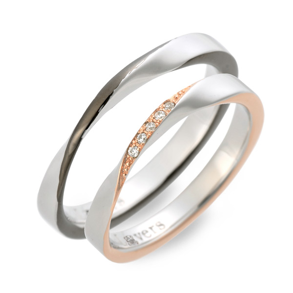 HEART OF CONCEPT シルバー ペアリング 婚約指輪 結婚指輪 エンゲージリング ダイヤモンド 20代 30代 彼女 彼氏 レディース メンズ カップル ペア 誕生日プレゼント 記念日 ギフトラッピング あす楽 ハートオブコンセプト 送料無料