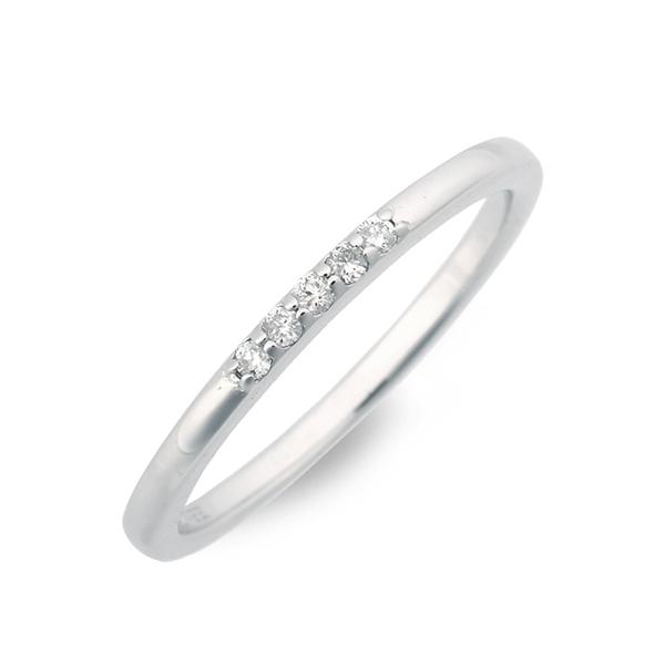 LOVERS SCENE シルバー リング 指輪 婚約指輪 結婚指輪 エンゲージリング ダイヤモンド 20代 30代 彼女 レディース 女性 誕生日プレゼント 記念日 ギフトラッピング ラバーズシーン 送料無料 母の日